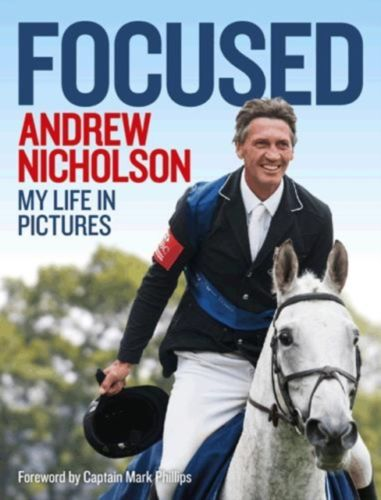 ANDREW NICHOLSON MY LIFE IN PICTURES flexy book [signed by author]