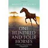 ONE HUNDRED AND FOUR HORSES SIGNED COPIES