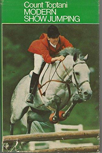 Count Toptani Modern Show Jumping [Hardback preowned]