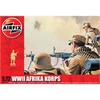 airfix  wwll africa korps 1:72 scale