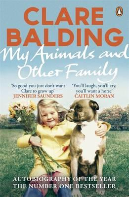 My Animals and Other Family paper back {signed by author}
