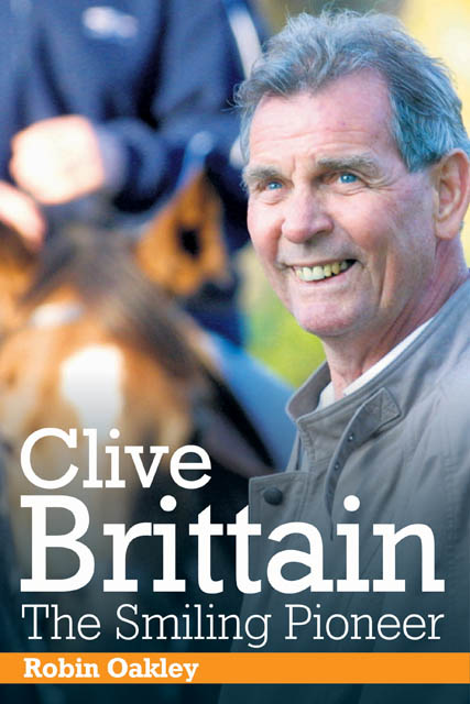 Clive Brittain The smiling Pioneer