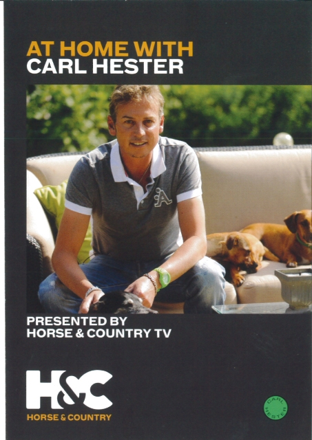 At Home with Carl Hester