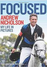 Andrew Nicholls Life In Pictures Focused [signed]