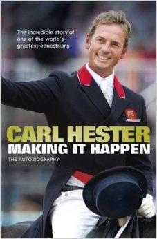 CARL HESTER 'MAKING IT HAPPEN' The Autobiography Signed